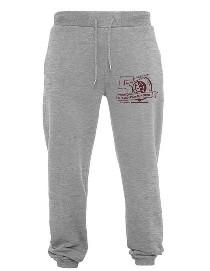heavy Sweatpants unisex - (70/30) heathergrey