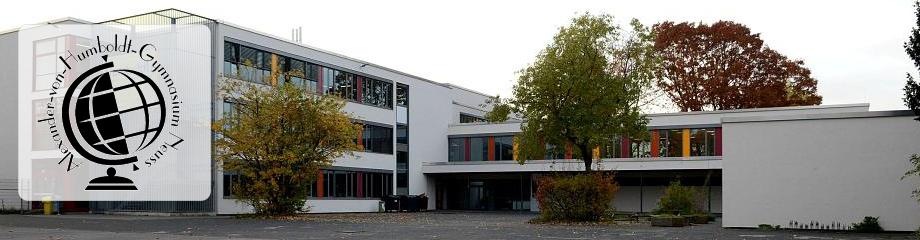 Startseite Alexander v HumboldGymnasium